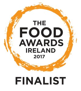 Finalist Logo - The Food Awards Ireland 2017